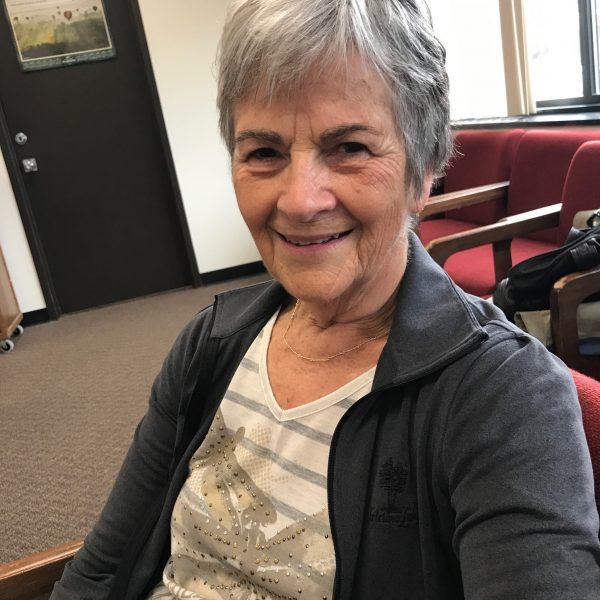 Joan Jenkin, Secretary